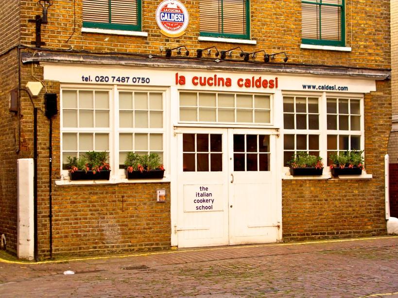La Cucina Caldesi, 118 Marylebone Lane, London, W1U 2QF